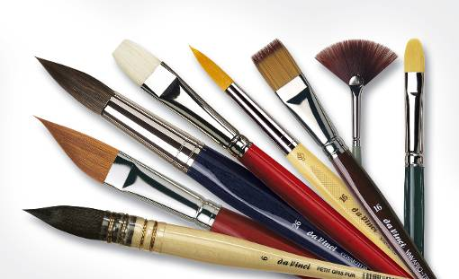 da Vinci Artist Brushes